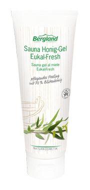 Sauna Honig-Gel Eukal-Fresh 125 g