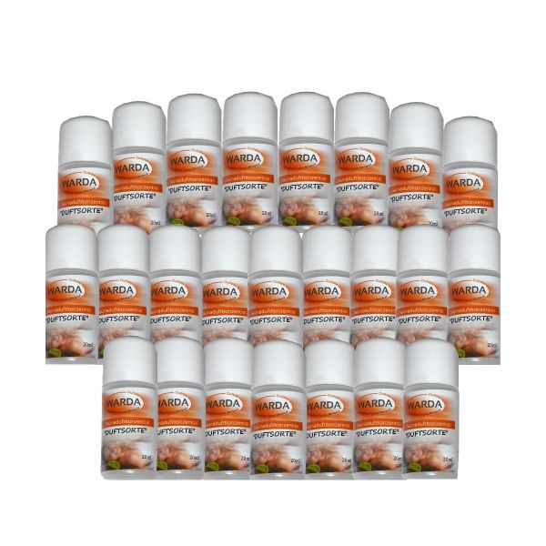 Adventskalender - 24x 20 ml Überraschungspacket Warda Saunaduftkonzentrat
