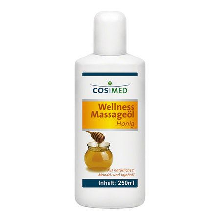 cosiMed Wellness Massageöl Honig 250 ml