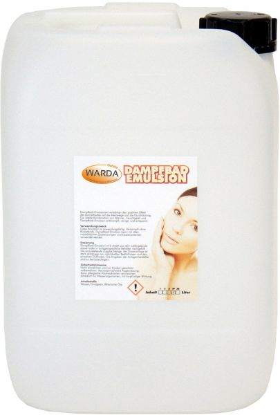 Warda Dampfbademulsion 10 Liter
