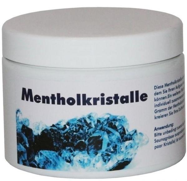 Mentholkristalle