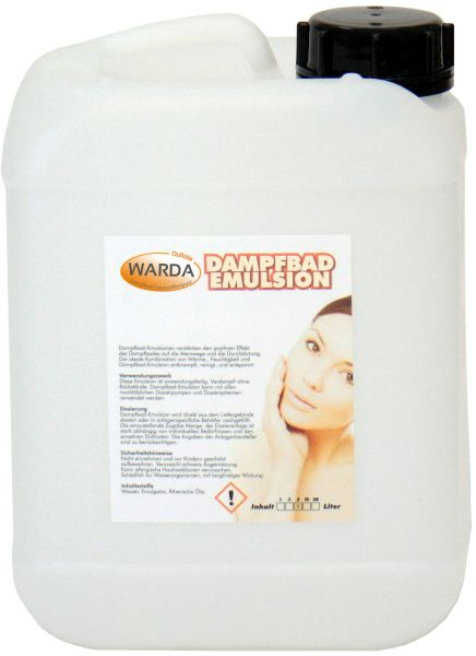 Warda Dampfbademulsion 3 Liter