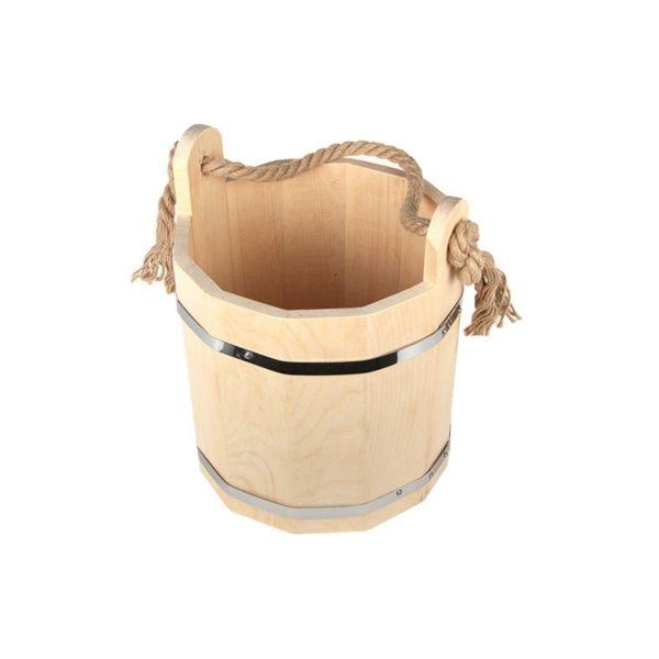 Saunaufgusskübel Zeder 10 Liter