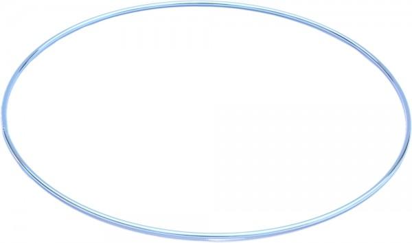 Metallring für gelber Sack Tonne - Durchmesser 37 cm