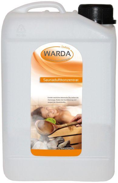 Warda Saunaduftkonzentrat 30 Liter