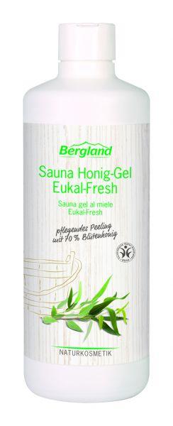 Sauna Honig-Gel Eukal-Fresh 600 g
